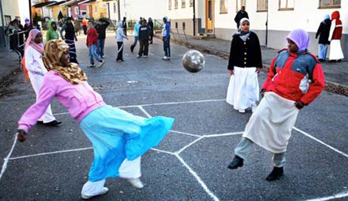 A multikulti Skandináviában is tarol: 2050-re kisebbségbe kerülnek a svédek